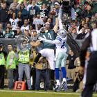 He has only 10 catches all season, but five came two games ago once his second-team partner Nick Foles took over at quarterback. With DeSean Jackson gone for the year, Cooper and Foles will get more chances to show off their chemistry. Standing at 6-foot-3, Cooper could be a tricky cover for Dallas' smaller corners.