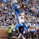Titus Young has returned to practice for the Lions, but that shouldn't have much of an impact on Broyles, who is an important part of Matthew Stafford's resurgence in the second half. In their last two games away from Lucas Oil Stadium, the Colts have allowed 661 yards and four touchdowns through the air. That bodes well for the reliable possession receiver Broyles has become.