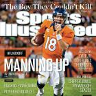 The new unquestioned leader of the Denver offense, Manning has looked much the four-time league MVP fans are used to seeing. After a full season off the field, the 36-year-old QB is among the league leaders in every statistical passing category: passer rating, touchdown-to-interception ratio, completion percentage, yards-per-game, and yards-per-attempt. Perhaps most importantly, he has quarterbacked the Broncos to a 5-3 record after three consecutive wins, good for the outright AFC West division lead.
