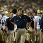 Classic Photos of Notre Dame Football