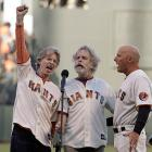 What makes Tim our choice for Sportsman of the Year, however, goes deeper than helping the Giants to a second championship in three years. Last offseason Flannery put on two benefit concerts for Bryan Stow, the Giants fan who spent months in a coma after he was attacked at Dodger Stadium in 2011. The concerts sold out before they were even promoted and he raised more than $60,000.
