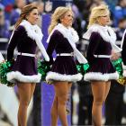 NFL Cheerleaders: Week 16