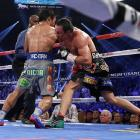 Marquez landed 52 of 246 punches (21 percent), while Pacquiao landed 94 of 256 (37 percent).