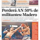 Pacquiao-Marquez Newspaper Front Pages