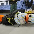 While this Oregon mascot does nothing but make us want to take a nap. Until next week...