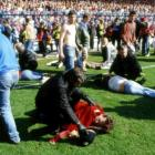Jury finds police at fault for 1989 Hillsborough disaster IMAGE