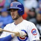 Cubs' Kris Bryant has mild ankle sprain