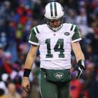 Report: Jets' Ryan Fitzpatrick would sit if team doesn't budge on deal