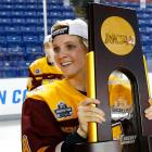 Amanda Kessel signs one-year deal with NHWL's New York Riveters