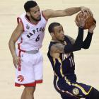 Raptors win first playoff series since 2001