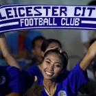 Leicester City claim first Premier League title