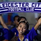 Leicester City claim first Premier League title