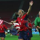 Chastain, MacMillan, Garber elected to National Soccer Hall of Fame