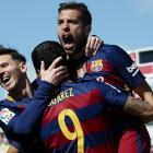 Barcelona wins second straight La Liga title