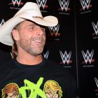 Shawn Michaels attends Penguins Game 5 to watch HBK line