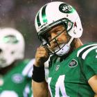 QB Ryan Fitzpatrick wants to re-sign with Jets