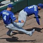Alex Gordon placed on D.L. with broken hand