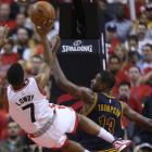 Raptors must win on the road to take lead in series with Cavaliers