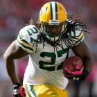 Packers RB Eddie Lacy on weight loss: 'I think I look good'