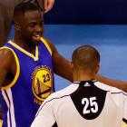 Report: NBA won't upgrade Draymond Green trip to Flagrant 1