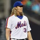 Noah Syndergaard ejected for pitch behind Chase Utley