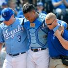 Salvador Perez out 7-10 days