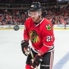 Blackhawks trade Teuvo Teravainen, Bryan Bickell to Hurricanes