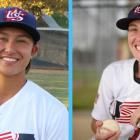 Baseball team Sonoma Stompers sign two female players