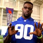 Jason Pierre-Paul releases PSA on 'firework safety'