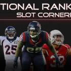 Positional Rankings: Slot cornersbacks