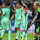 Cristiano Ronaldo leads Portugal to Euro 2016 final