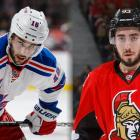Rangers trade Derick Brassard to Ottawa for Mika Zibanejad