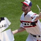 White Sox suspend Chris Sale five days for jersey incident