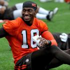 Browns will give Robert Griffin III majority of first-team reps