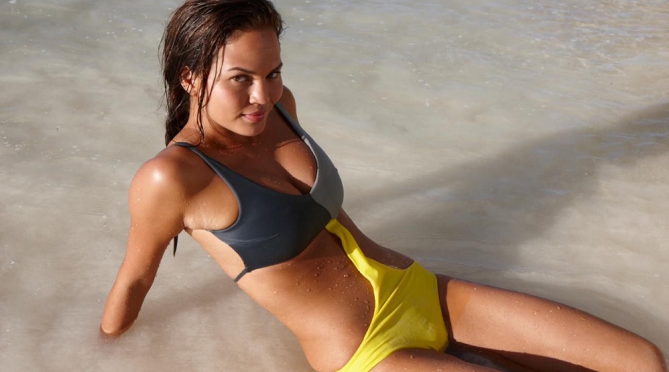 Chrissy Teigen in the Seychelles, Swimsuit 2012
