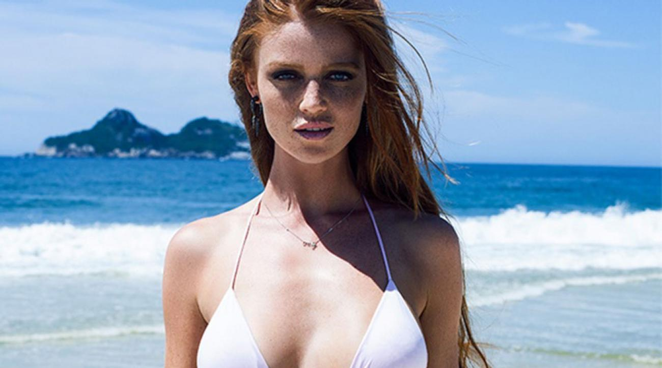 Cintia Dicker for Dicker Swimwear S/S '15