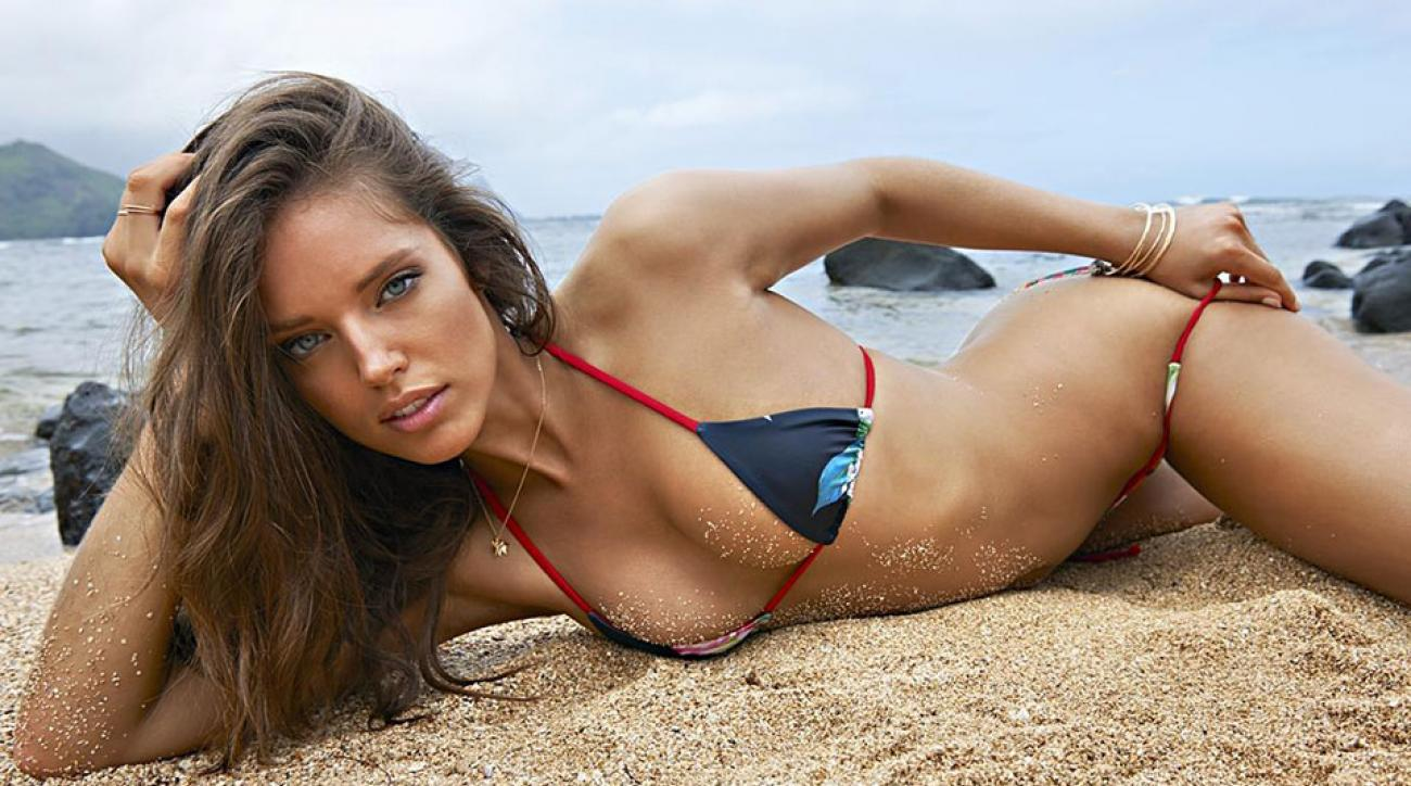 Emily Didonato in Kauai, SI Swimsuit 2015