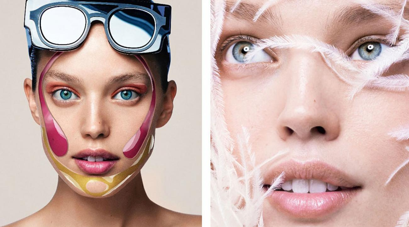 Emily DiDonato for Vogue Paris February 2015 (via FashionGoneRogue.com)