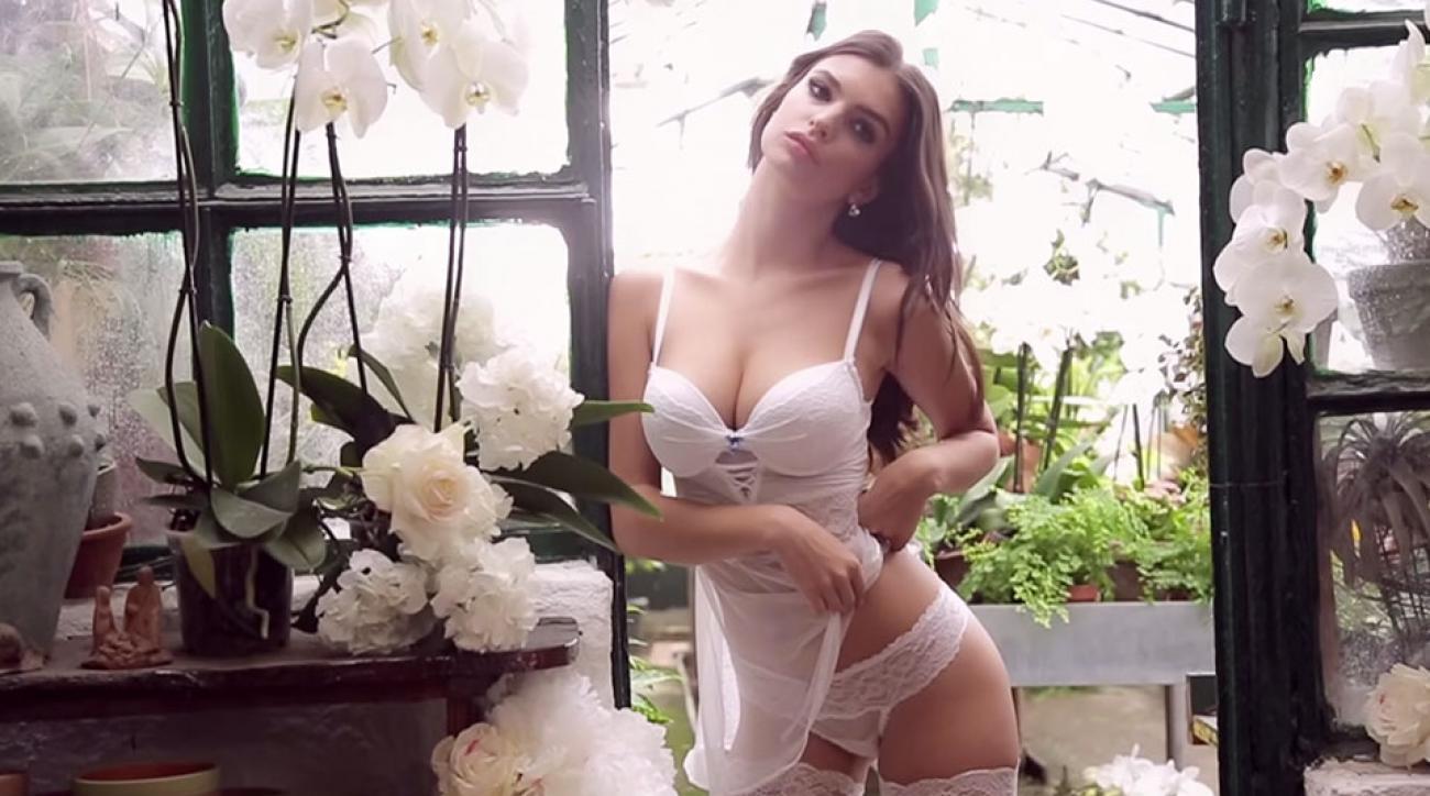 Emily Ratajkowski for Yamamay lingerie
