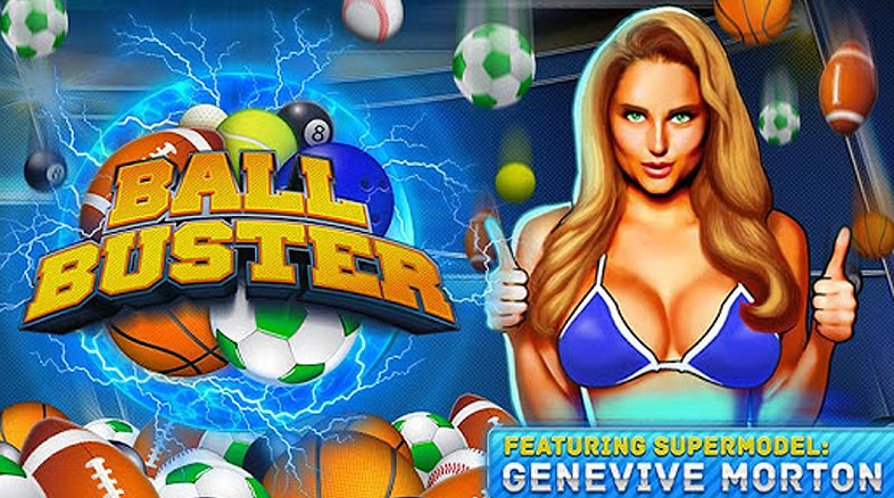 Genevieve Morton for Ball Buster Blast