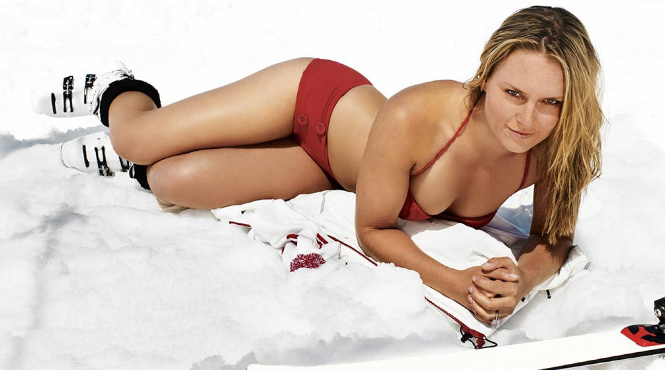 Lindsey Vonn, SI Swimsuit 2010, Canada