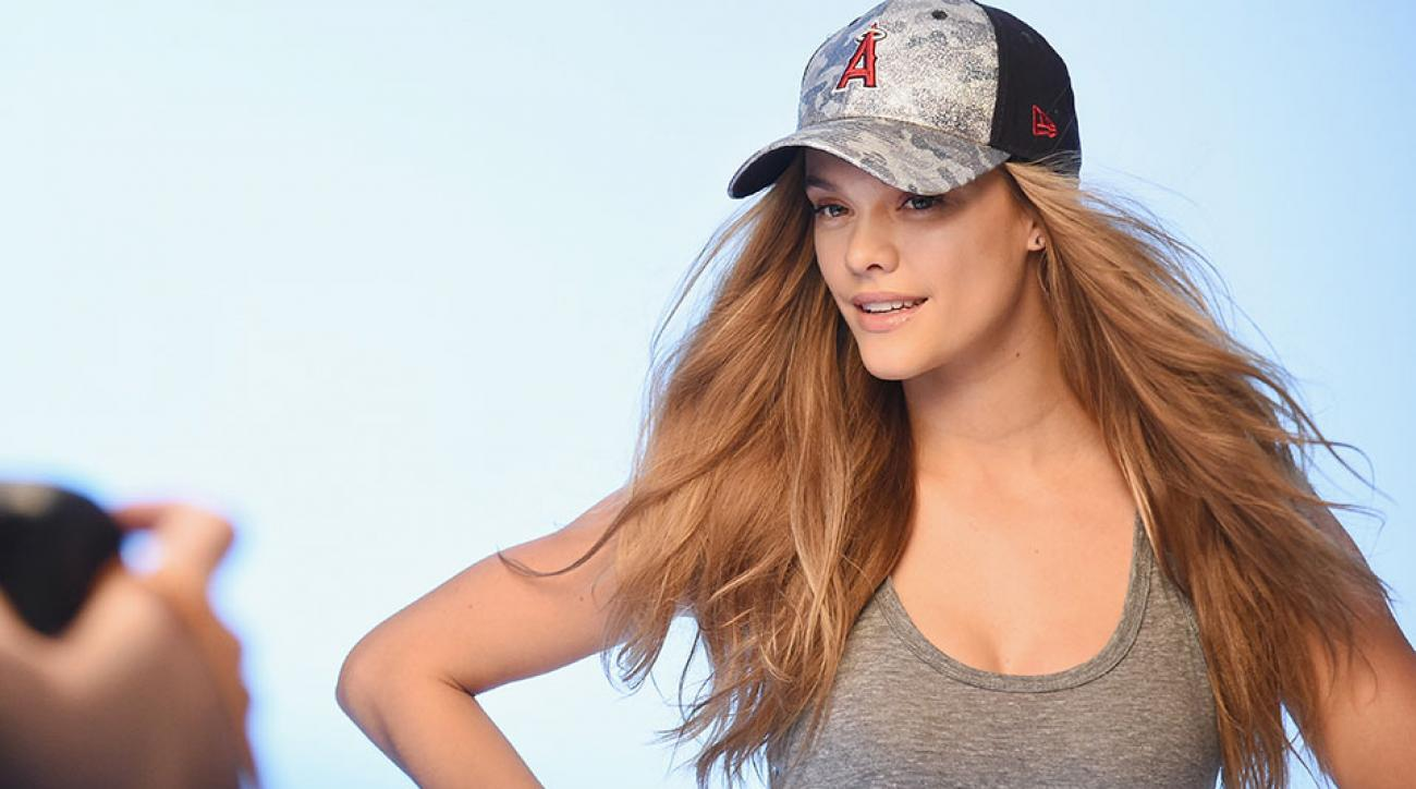 Nina Agdal for New Era