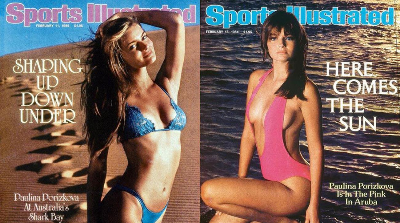 Paulina Porizkova, SI Swimsuit 1985 & 1984