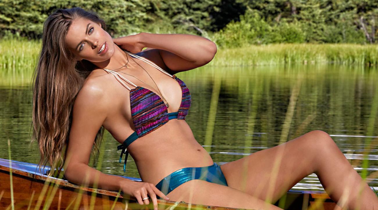 Robyn Lawley, SI Swimsuit 2015