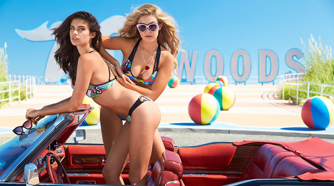 Jersey Shore, SI Swimsuit 2014