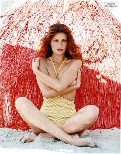 Swimsuit courtesy of William Doyle Galleries, New York City.