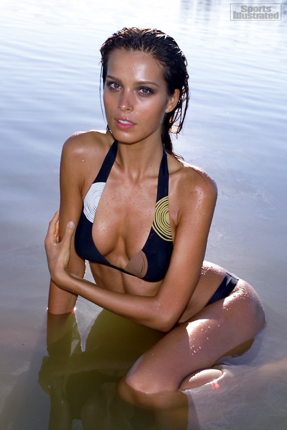 All business. Petra nemcova bikini crow good idea