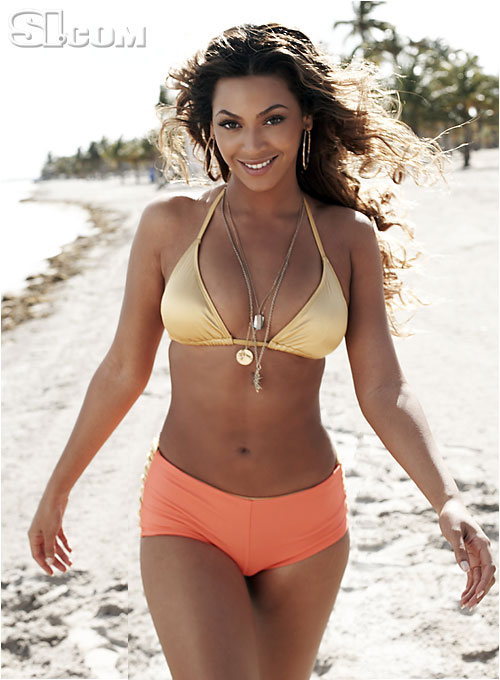Beyonce - 2007 Sports Illustrated Swimsuit Edition - SI.com