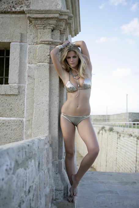 Elizabeth Southwood for Sauvage Swimwear