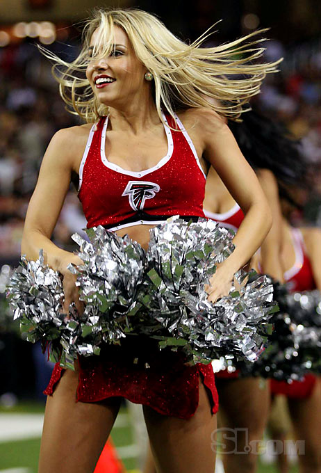 Jessica Trainham - NFL Cheerleader - 2008 Sports ...